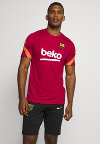Nike Performance - FC BARCELONA - Klubtrøjer - noble red/amarillo - 0