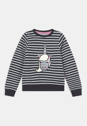 SMALL GIRLS - Sweatshirt - navy blazer