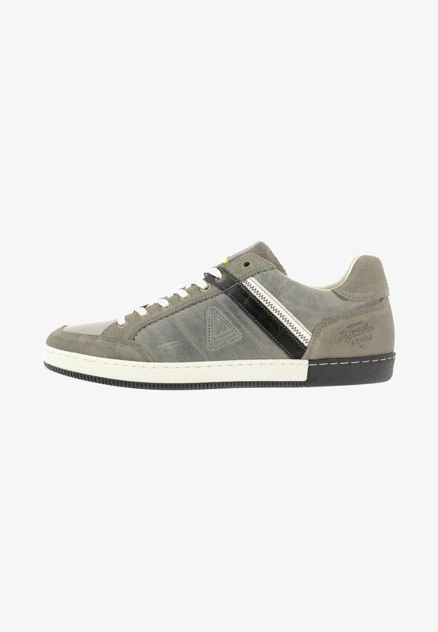 WILLIS PUL - Baskets basses - light grey
