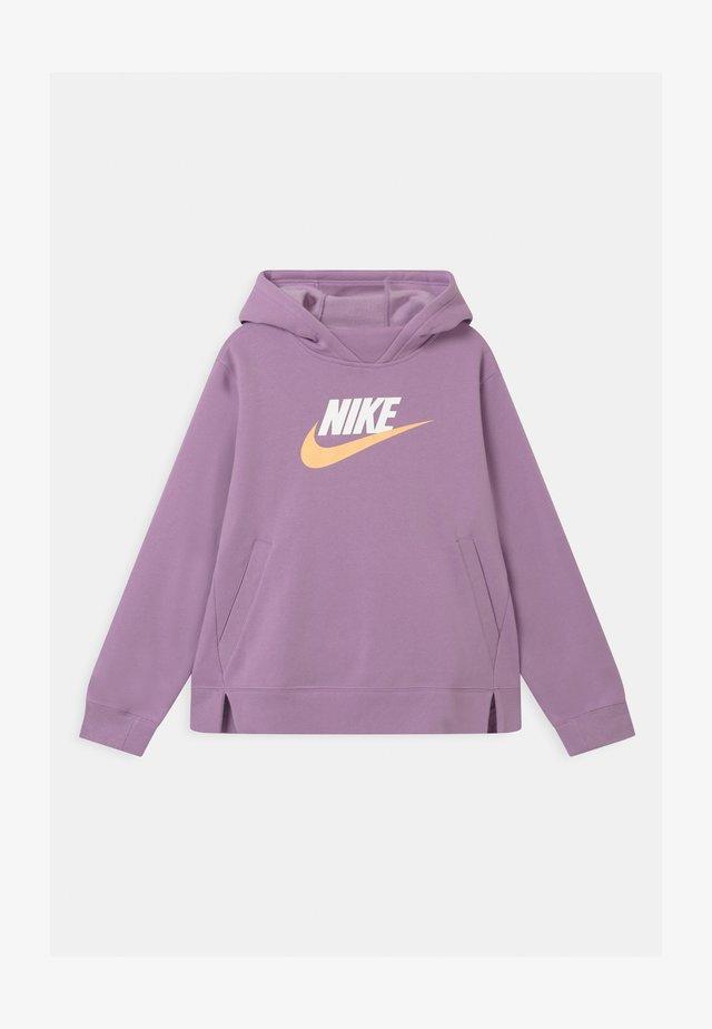 PLUS  - Jersey con capucha - violet star/white