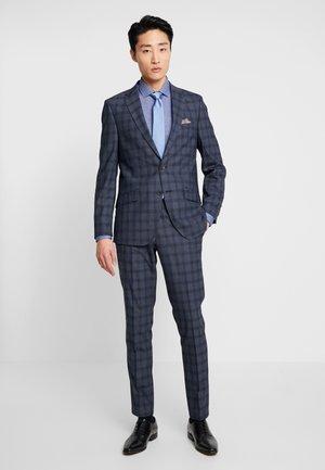 SUIT SLIM FIT - Suit - blue