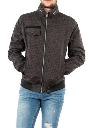 Light jacket - noir