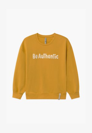 GIRLS BE AUTHENTIC - Sweatshirt - maisgelb reactive