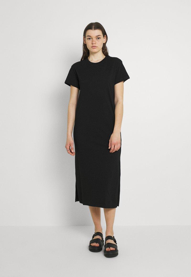 Weekday - ALANIS DRESS - Maxi dress - black