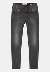 Vingino - ADAMO - Jeans Skinny Fit - dark grey vintage - 0