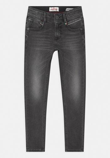 ADAMO - Skinny džíny - dark grey vintage