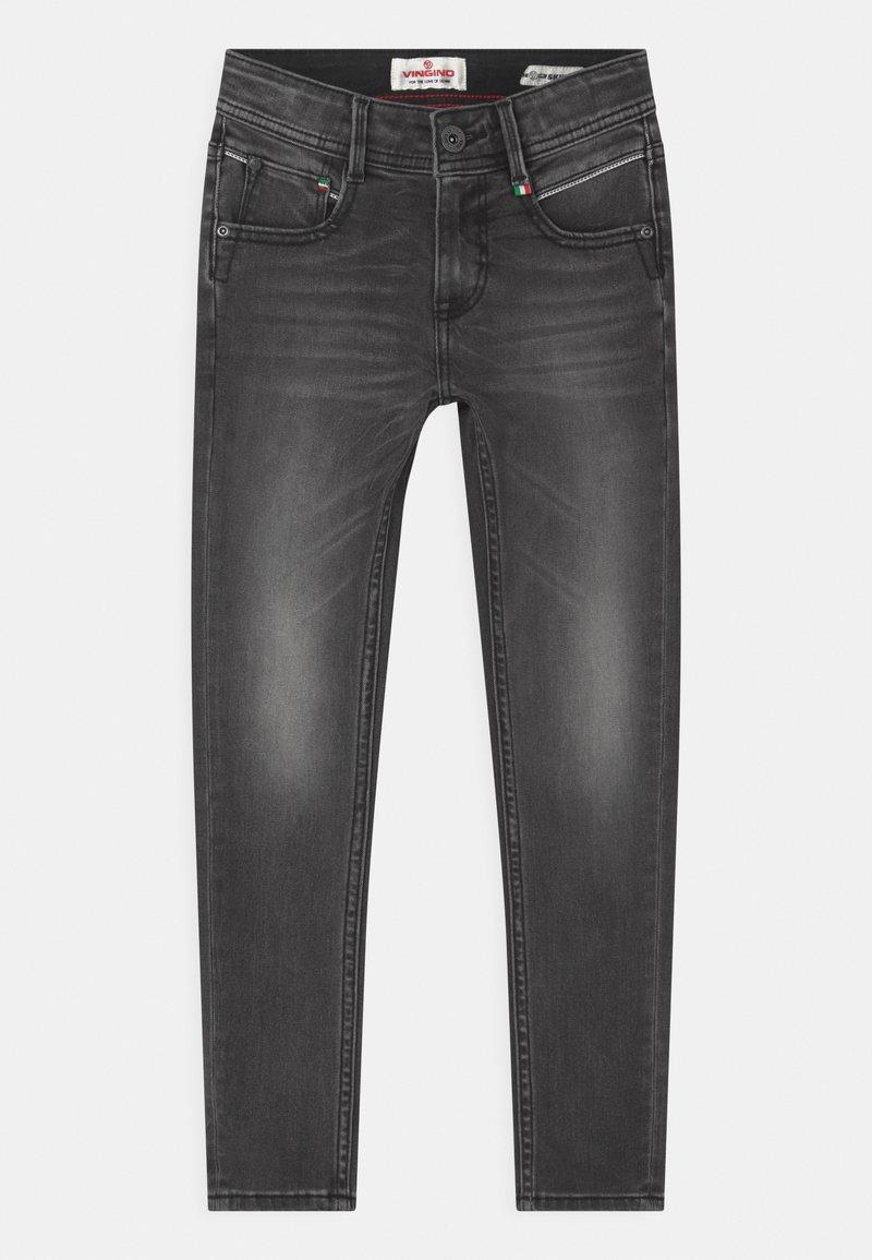 Vingino - ADAMO - Jeans Skinny Fit - dark grey vintage