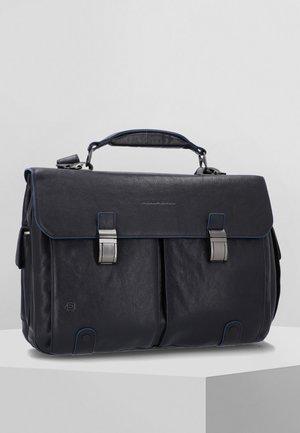 Briefcase - blue