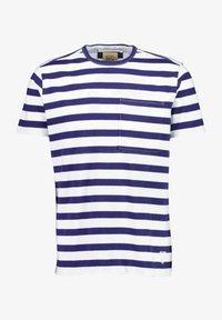 Better Rich - Print T-shirt - blue - 0