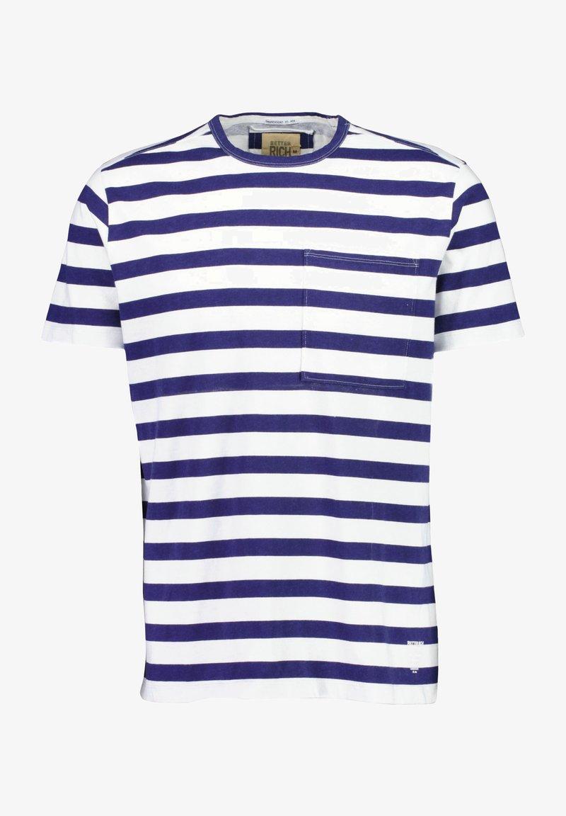 Better Rich - Print T-shirt - blue