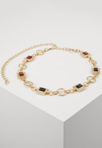 Pieces - PCSIGEM WAIST BELT KEY - Belte - gold-coloured/multi - 0