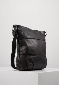 FREDsBRUDER - OH CROWNY - Across body bag - black - 3