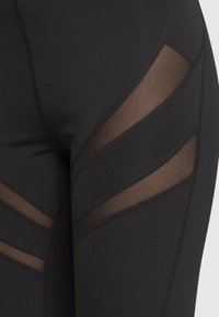 Even&Odd active - 3/4 Sporthose - black - 4
