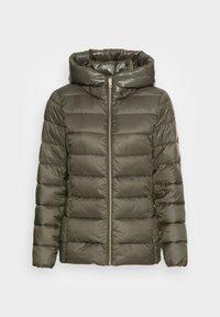 Esprit - PER LL F THINSU - Down jacket - dark khaki - 3
