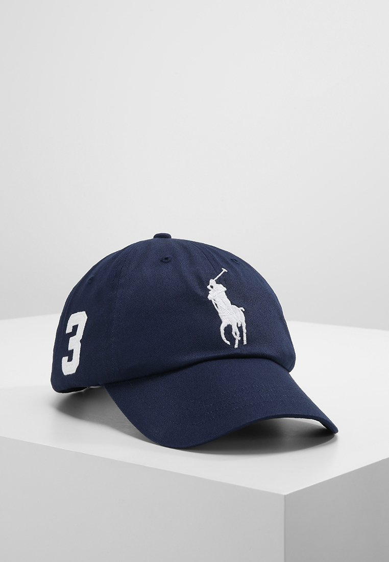 Polo Ralph Lauren - CLASSIC SPORT CAP  - Keps - newport navy