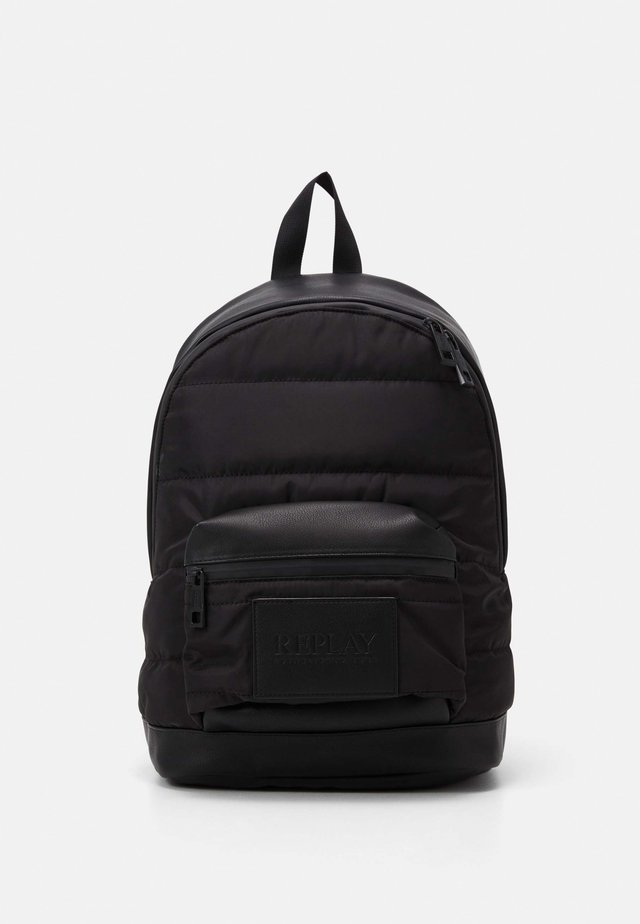 PADDED BACKPACK - Ryggsekk - black