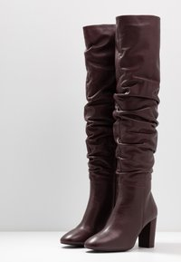 mint&berry - High heeled boots - bordeaux - 4
