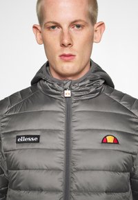 Ellesse - LOMBARDY - Summer jacket - dark grey - 3
