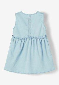 Name it - Denim dress - light blue denim - 1