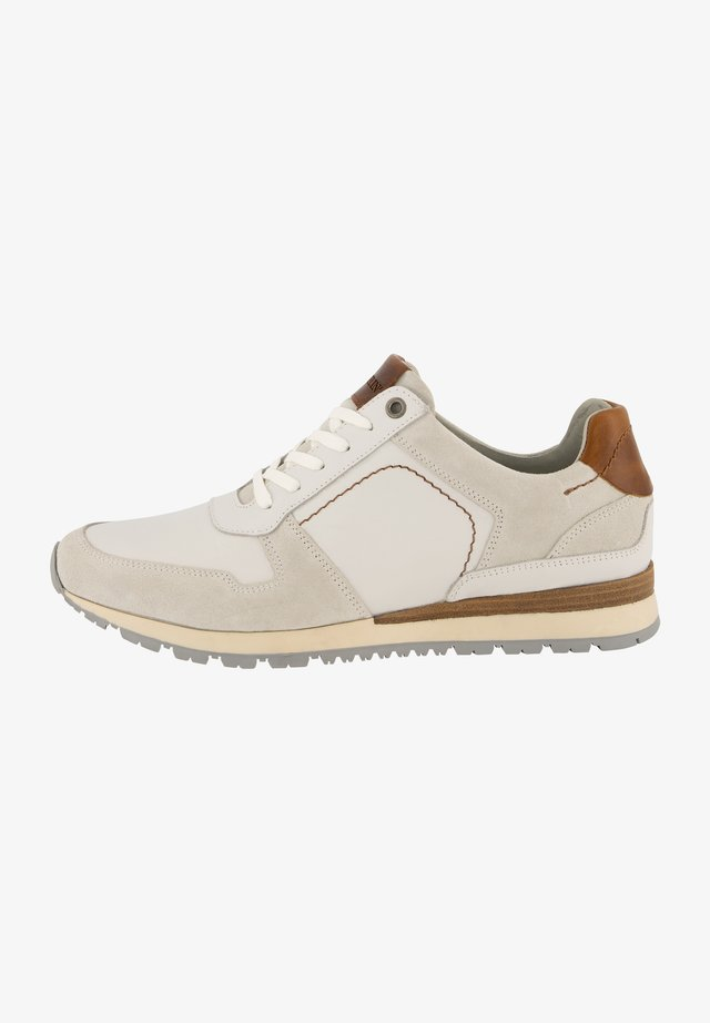 WELTON - Sneakers laag - off white