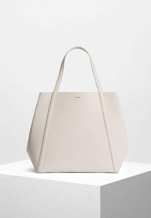 NORTON - Tote bag - off white