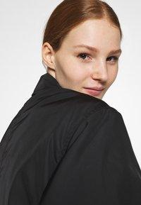 Weekday - BYRON COACH JACKET - Short coat - black - 5