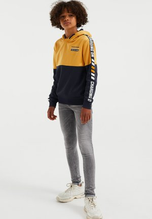 Sweatshirt - ochre yellow