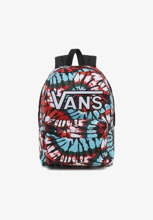 UY NEW SKOOL BACKPACK BOYS - Rucksack - tie dye