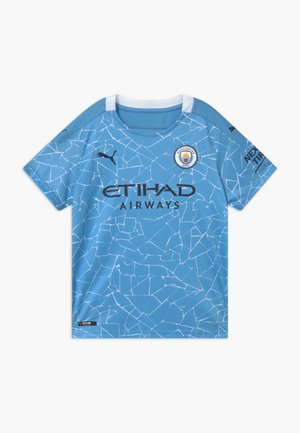 MANCHESTER CITY HOME - Pelipaita - team light blue/peacoat