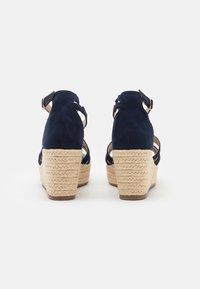 Anna Field - Platform sandals - blue - 2
