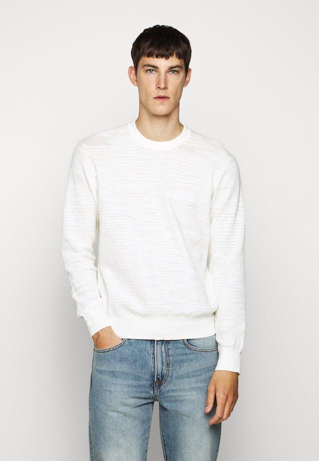 CLUB SLUB - Maglione - white
