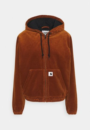 TIMBER JACKET - Lett jakke - brandy