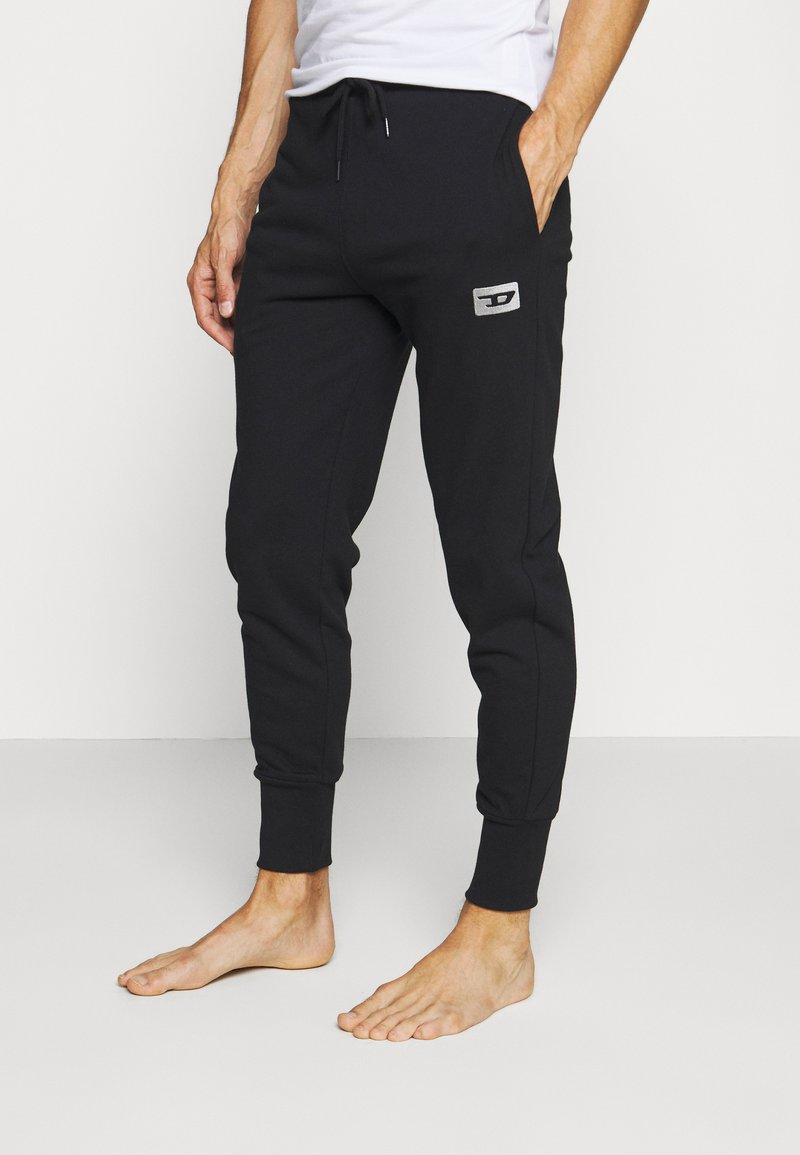 Diesel - UMLB-PETER TROUSERS - Pyjama bottoms - black