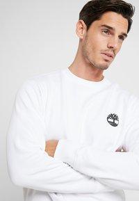 Timberland - CREW - Sweatshirt - white - 3