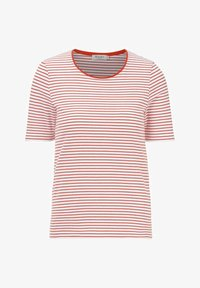 MAERZ Muenchen - Print T-shirt - poppy orange - 0