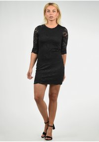 Vero Moda - EWELINA - Shift dress - black - 1