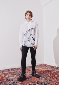 Versace Jeans Couture - Džíny Straight Fit - black - 2