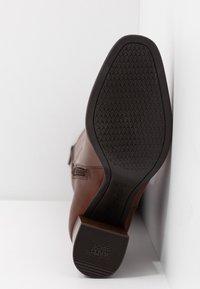 Tamaris - Boots - cognac - 6