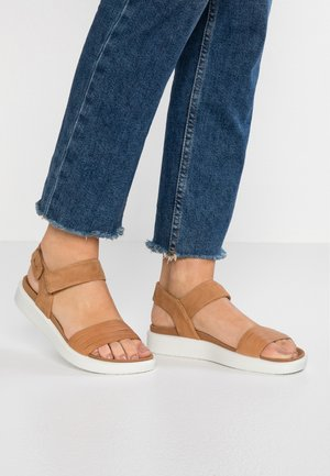 ECCO FLOWT W - Sandals - lion