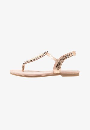 Flip Flops - rose metallic