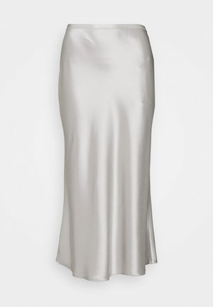 FACE - A-line skirt - silver grey