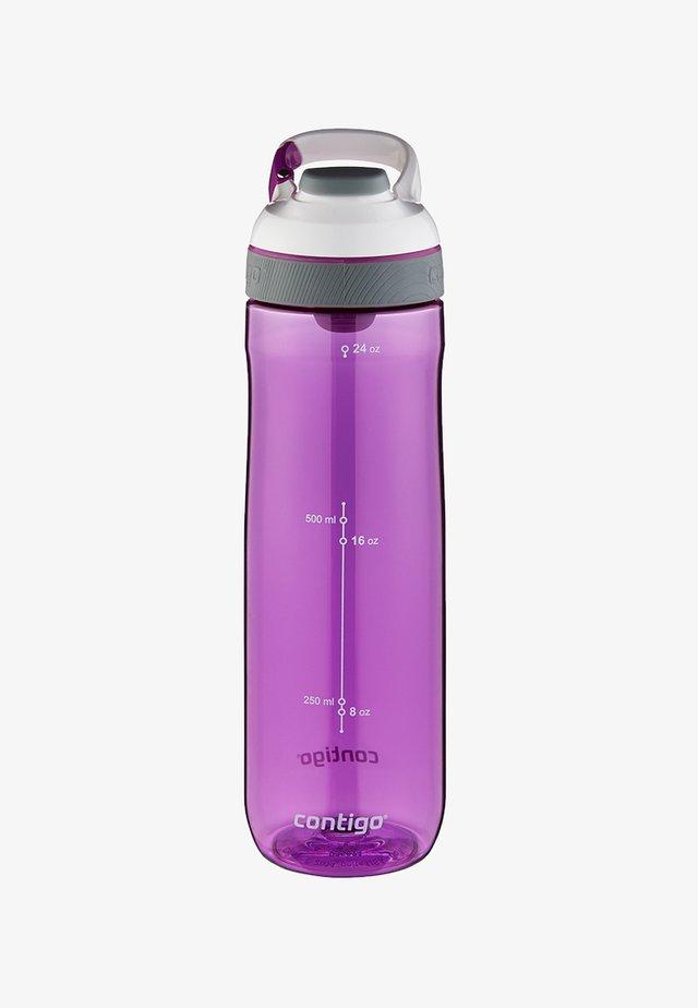 CORTLAND - Drink bottle - radiant orchid / white