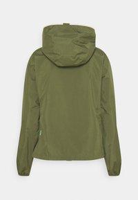 Save the duck - STELLA - Summer jacket - cactus green - 1