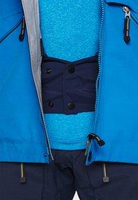 State of Elevenate - MENS BACKSIDE JACKET - Ski jacket - blue - 3