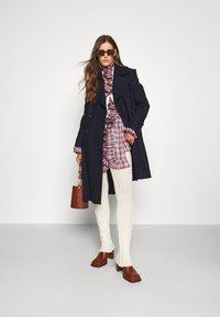Vivienne Westwood - NUTMEG COAT - Classic coat - navy/black - 1