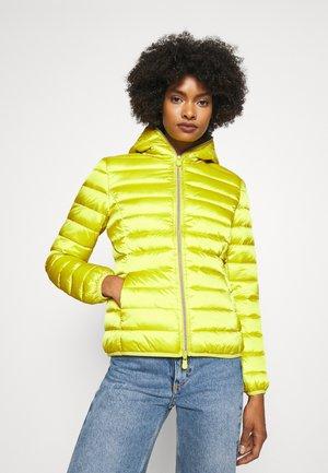 IRIS ALEXIS - Light jacket - citronella green