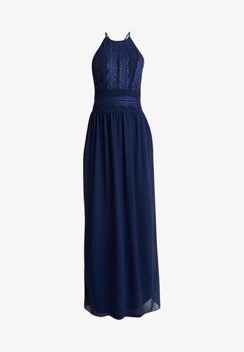 GETA - Společenské šaty - navy tone on tone