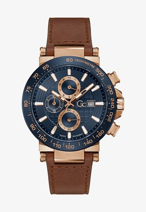 GC URBANCODE - Chronograph watch - bronze/brown