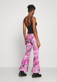 BDG Urban Outfitters - IMOGEN TANK - Top - black - 2