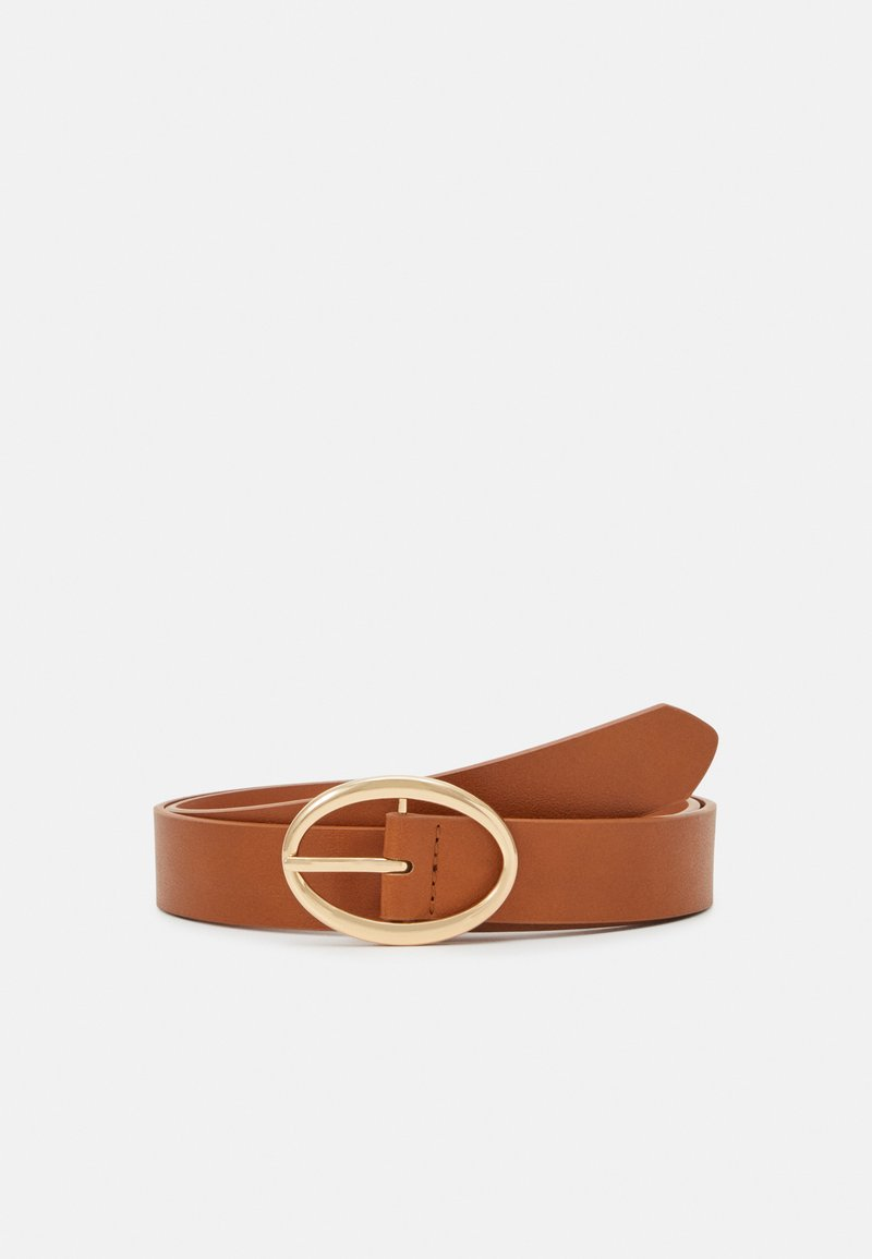 Anna Field - Belt - cognac